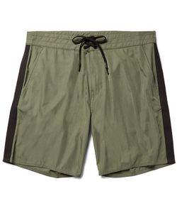 OUTERKNOWN | Evolution Long-Length Printed Econylreg Swim Shorts