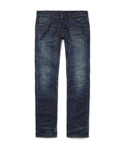 Fabric-Brand & Co | Doran Slim-Fit Selvedge Denim Jeans