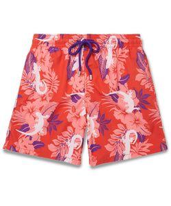 Vilebrequin   Oorea Id-Length Printed Swi Shorts