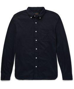 Beams Plus | Beam Plu Lim-Fit Button-Down Collar Cotton-Jerey Hirt
