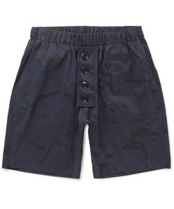 Albam | Camouflage-Print Shell-Ripstop Shorts