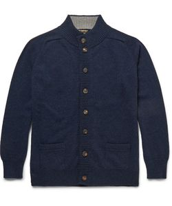 William Lockie | Cashmere Cardigan