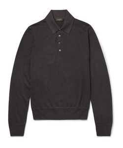 BERLUTI | Wool Polo Shirt
