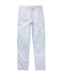 Oliver Spencer Loungewear | Oliver Pencer Loungewear Triped Cotton Pyjama Trouer