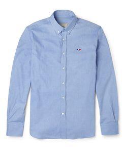 Maison Kitsune | Maison Kitsuné Slim-Fit Cotton Oxford Shirt