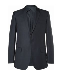Kilgour | Wool And Silk-Blend Suit Jacket