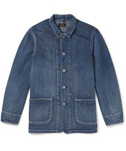 CHIMALA | Denim Chore Jacket