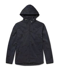 Albam | Camouflage-Print Shell-Ripstop Hooded Jacket