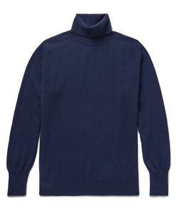 William Lockie | Oxton Cashmere Rollneck Sweater
