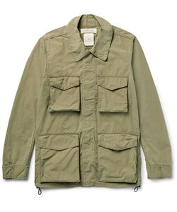Remi Relief | Wahed Cotton-Blend Canva Field Jacket