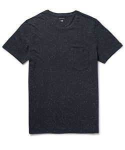 Club Monaco | Donegal Slub Cotton And Modal-Blend Jersey T-Shirt