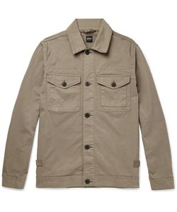 Albam | Cotton-Twill Jacket