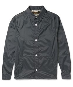 Freemans Sporting Club | Slim-Fit Nylon-Ripstop Coach Jacket