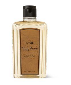 C.O.Bigelow   Bay Rum Hair Body Wash 295ml