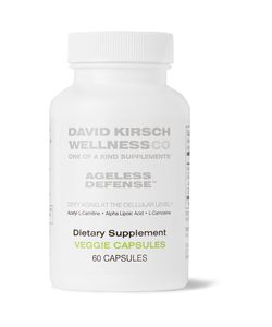 David Kirsch Wellness Co. | Ageless Defensereg