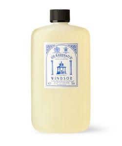 D R Harris | Windsor Hair And Body Wash 250ml