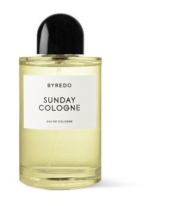 Byredo | Sunday Cologne Eau De Cologne Vetiver Bergamot 250ml