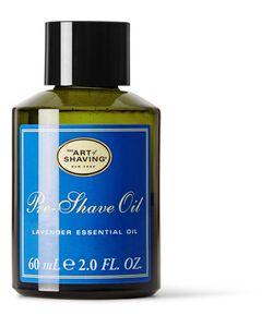 The Art of Shaving | Lavender Pre-Shave Oil 60ml