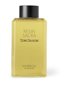 Tom Daxon | Resin Sacra Shower Gel 250ml