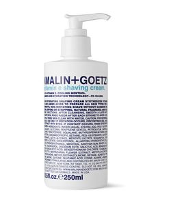 Malin + Goetz | Vitamin E Shaving Cream 250ml