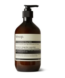 Aesop | Rind Concentrate Body Balm 500ml