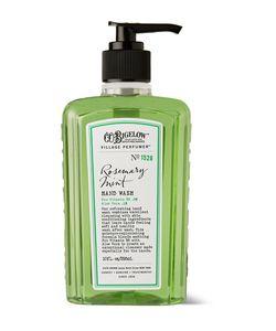 C.O.Bigelow   Rosemary Mint Hand Wash 295ml
