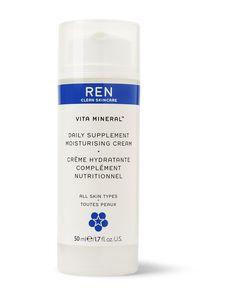 Ren Skincare   Vita Mineral Moisturising Cream 50ml