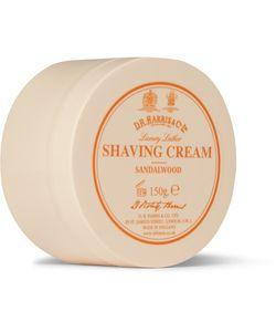 D R Harris | Sandalwood Shaving Cream Bowl 150g Off-