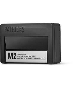 Patricks | M2 Matte Finish Medium Hold Pomade 75ml