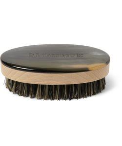 D R Harris | Abbeyhorn Boar-Bristle Hairbrush