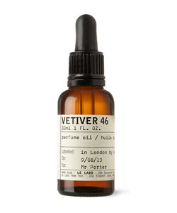 Le Labo | Vetiver 46 Perfume Oil 30ml