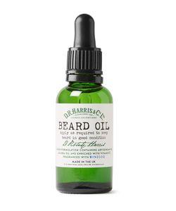 D R Harris | Beard Oil 30ml