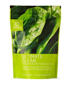 Bodyism's Clean and Lean | Ultimate Clean Fibre Shake 300g
