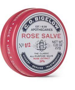 C.O.Bigelow   Rose Salve