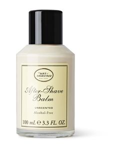 The Art of Shaving | Unscented Aftershave Balm 100ml