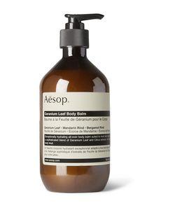 Aesop | Geranium Leaf Body Balm 500ml