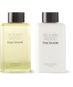 Tom Daxon | Sicilian Wood Bodycare Set 2 X 250ml