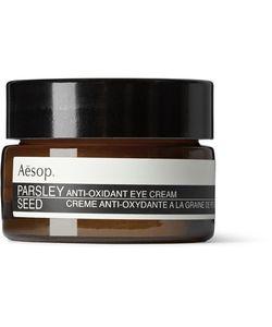 Aesop | Parsley Seed Anti-Oxidant Eye Cream 10ml