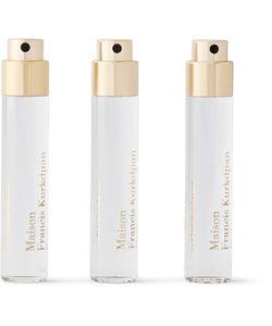 Maison Francis Kurkdjian   Oud Eau De Parfum Set 3 X