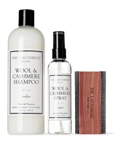 The Laundress | Wool Cashmere Care Set