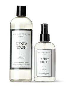 The Laundress | Denim Care Set