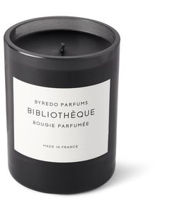 Byredo | Bibliothèque Scented Candle