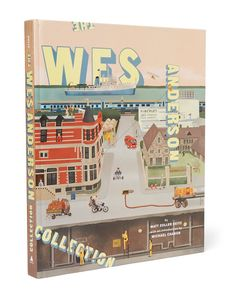 Abrams | The Wes Anderson Collection Hardcover Book