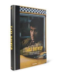 Taschen | Taxi Driver Hardcover Book