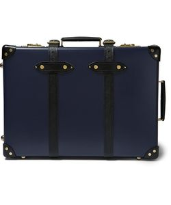 Globe-Trotter | Spectre 21 Leather-Trimmed Trolley Case