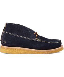 Yuketen | Maine Guide Leather Desert Boots