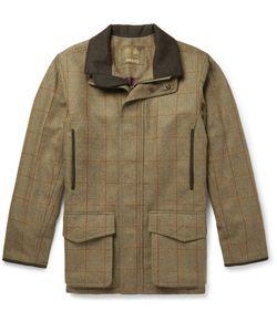 Musto Shooting | Muto Hooting Checked Tretch-Tweed Field Jacket