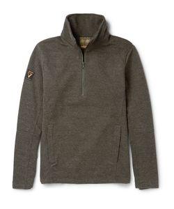 Musto Shooting | Muto Hooting Fleece-Back Jerey Half-Zip Weater
