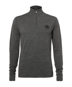 Iffley Road | Thorpe Merino Wool Half-Zip Weater