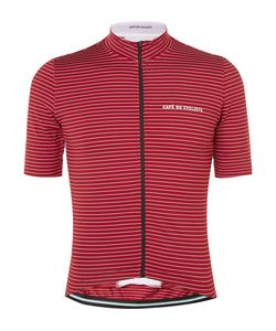 Cafe du Cycliste | Francine Mid-Weight Striped Cycling Jersey